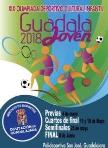 guadalajoven safa 2018