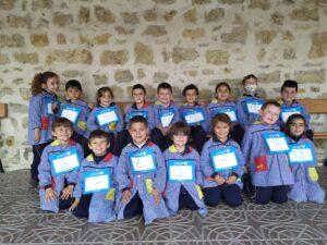 Carrera Solidaria Gotas - Categoría Infantil safasi