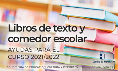 Ayudas para Comedores y Libros 2021/22