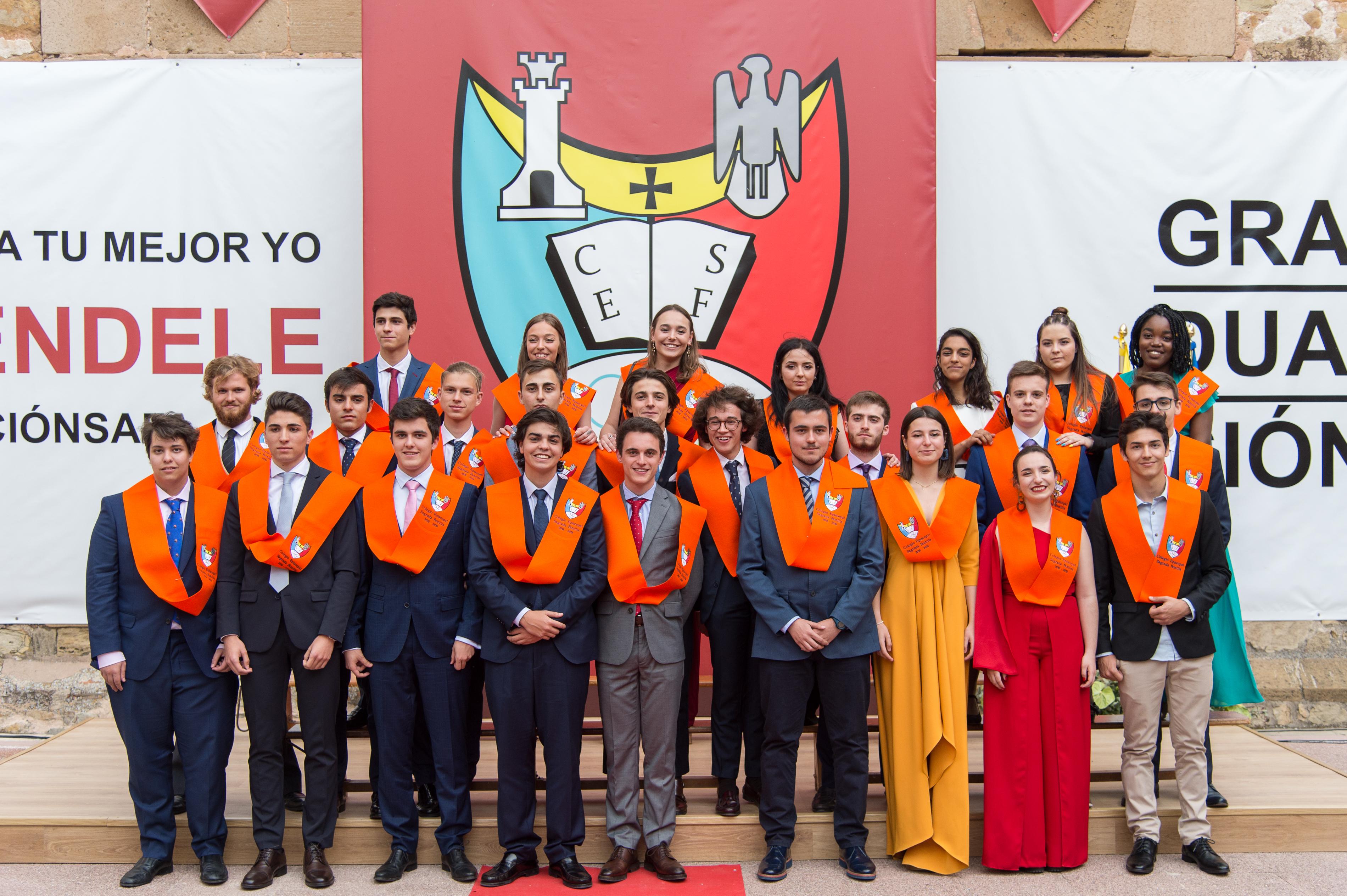 graduación bachillerato safa 2019