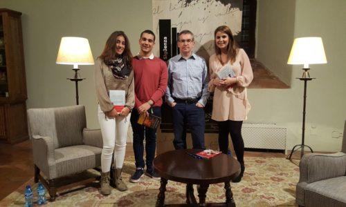 VI Jornada Literaria – Santiago Posteguillo