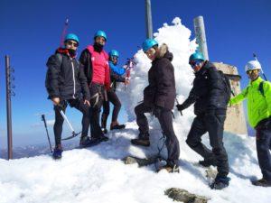 Ascensión al Pico del Lobo