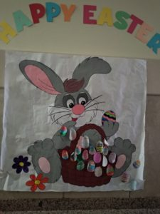 easter bunny extraescolares ingles safa