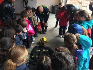 visita parque bomberos siguenza alumnos safa