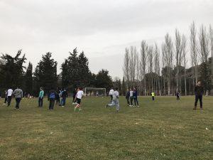 actividades deportivas en colegio safa siguenza