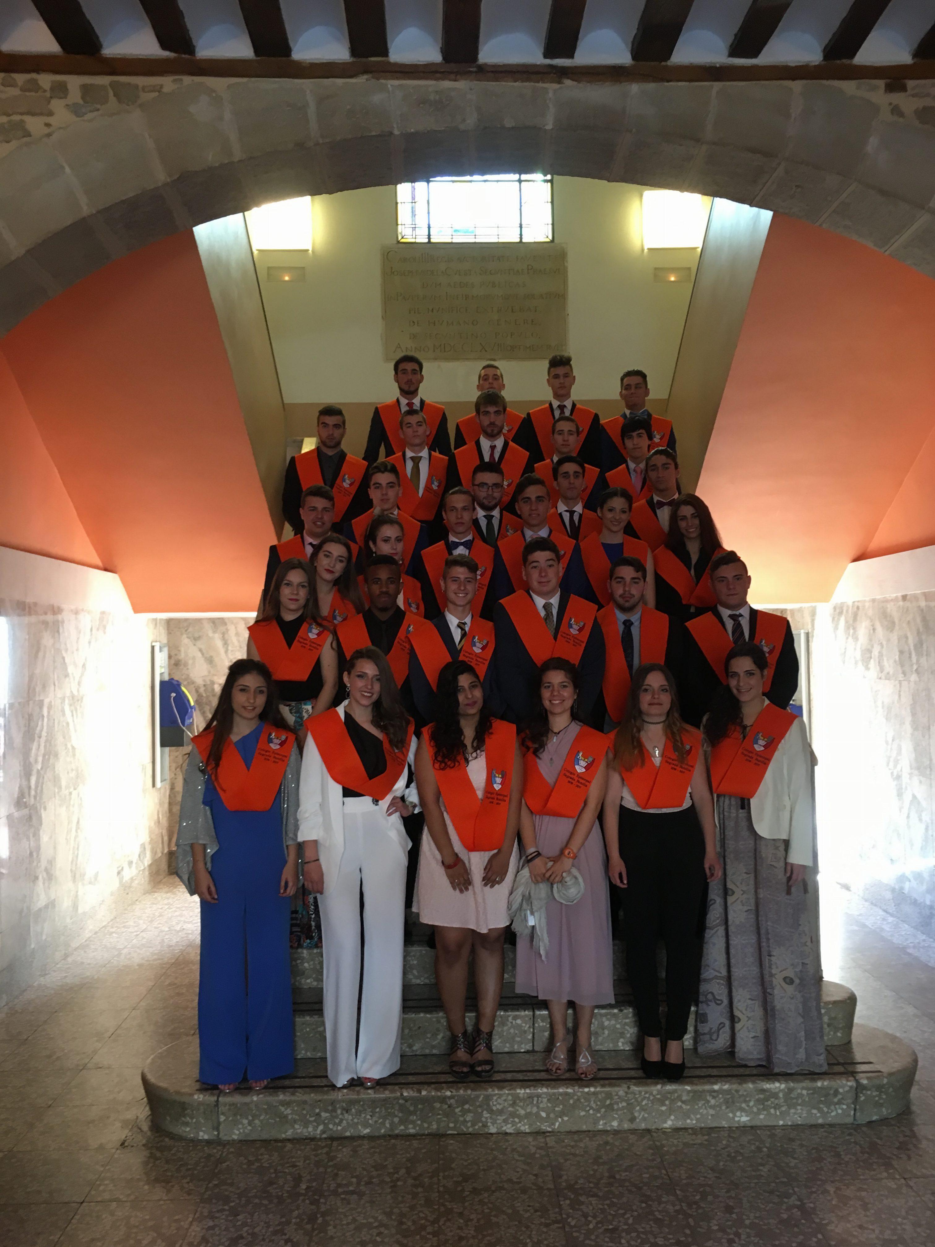 graduacion safa 2017