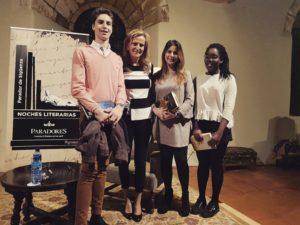 IX Jornada Literaria con Isabel San Sebastián