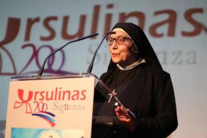 Acto de Apertura del Bicentenario de la presencia y tarea educativa de las Madres Ursulinas en Sigüenza
