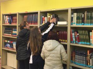 ¡Nos vemos en la Biblioteca!