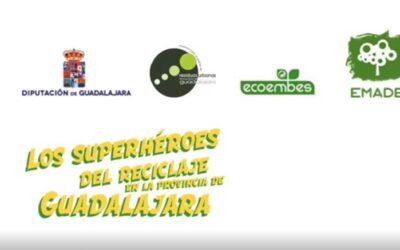 Los Superhéroes del reciclaje