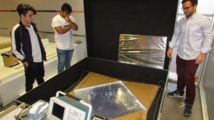 visita al parque científico y tecnológico de castilla-la mancha en guadalajara safa sigüenza