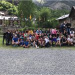 alumnos safa siguenza rafting llavosí