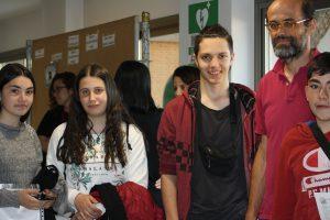 alumnos SAFA en Olimpiada Matemática 2017