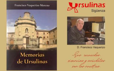 """Presentación del libro """"Memorias de Ursulinas"""""""