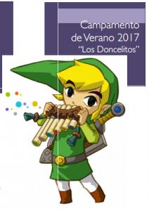 """Campamento Urbano 2017 """"Los Doncelitos"""""""