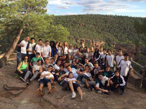 Convivencias Secundaria, FP básica y Bachillerato 2017-18
