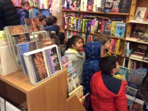 Día del Libro en Educación Infantil