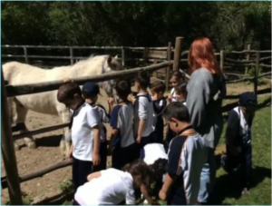 """Excursión a la Granja Escuela """"La Limpia"""""""