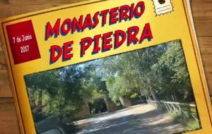 Excursión Monasterio de Piedra 3º y 4º primaria