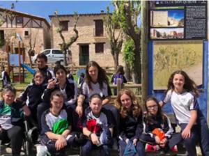 Visita 5º y 6º Primaria a Palazuelos y Fábrica DeSpelta
