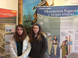 Alumnos de Secundaria visitan Exposición Clarity