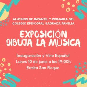 Exposición Dibuja la Música