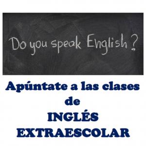 Clases Extraescolares de Inglés Secundaria