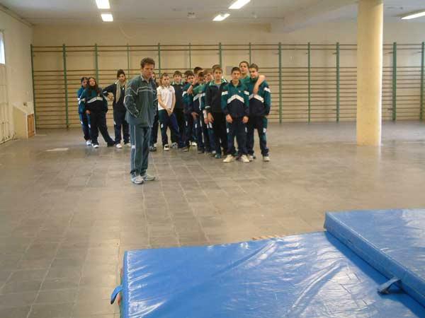 gimnasio colegio safa sigüenza