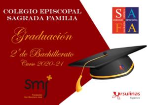 Graduación Bachillerato 2021