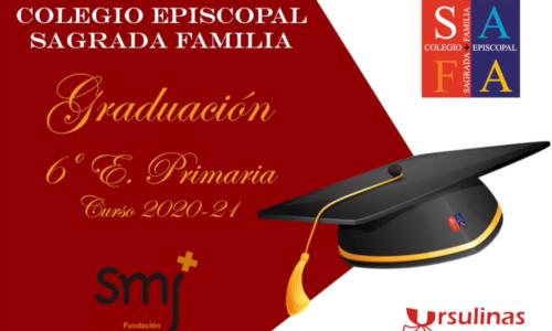 Graduación 6º EP Curso 2020-21