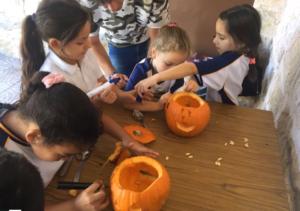 Halloween, Dinámica de Grupos – Grado Medio y Primaria