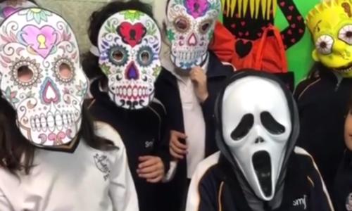 Halloween en Extraescolares Inglés