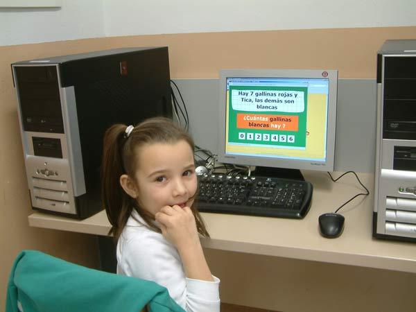 sala informática colegio safa sigüenza