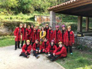 inmersion linguistica y multiaventura llanes 2019 - Safa Siguenza