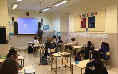 Jornada Vocacional en nuestro Colegio SAFA-Ursulinas (06/04/21)