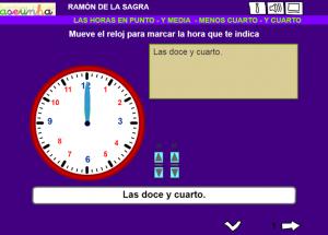 juegos_matemáticas practicamos la hora