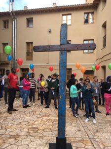 La Cruz de Lampedusa llega a Sigüenza