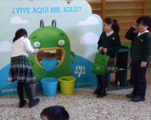 Bienvenido Mr. Iglú – Ecovidrio y JCCM