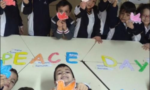 Día de la Paz – Peace Day 2019