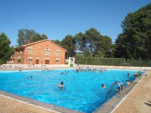 piscina colegio safa sigüenza