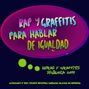Libro digital Rap y Graffitis para hablar de igualdad