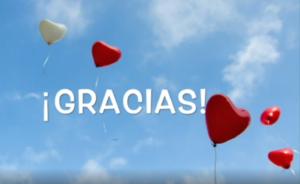 Covid-19 Agradecimiento de nuestros alumnos a los profesionales de Sigüenza