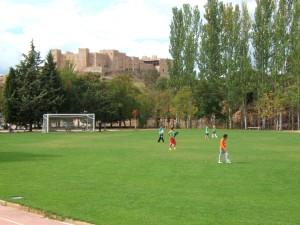 campo de fútbol del colegio safa sigüenza