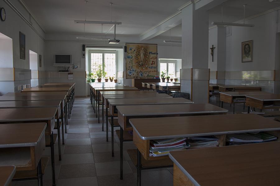 salón de estudio colegio safa sigüenza