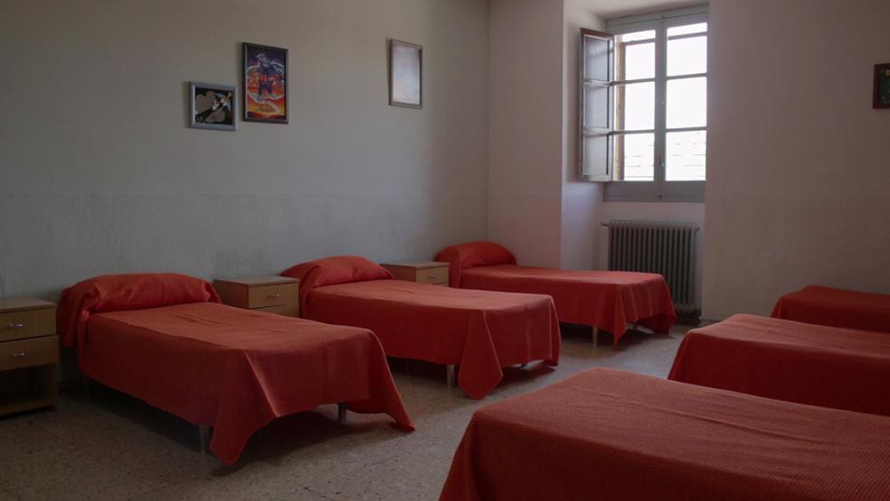 habitación colegio safa sigüenza