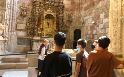 Visita a la catedral