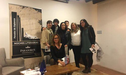 II Noche literaria en el Parador de Sigüenza, con María Dueñas