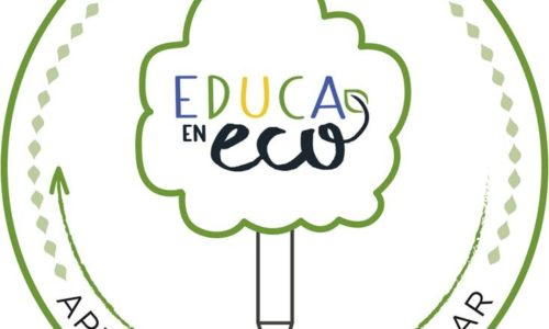 ¡Formamos parte de la Red de Colegios EducaEnEco de CLM!
