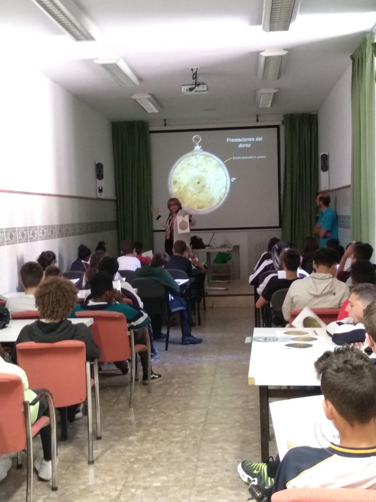 taller astrolabios safa