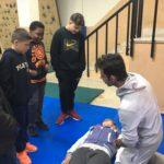 taller primeros auxilios safasi